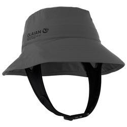 Sombrero Surf Olaian Adulto Gris Protección UV