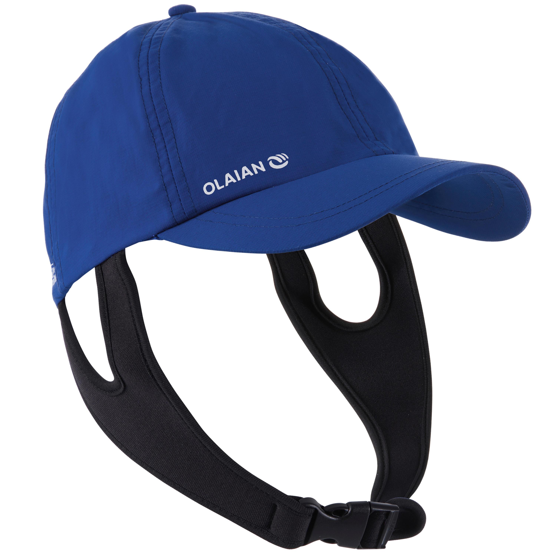 UV-Cap Schirmmütze Kinder blau
