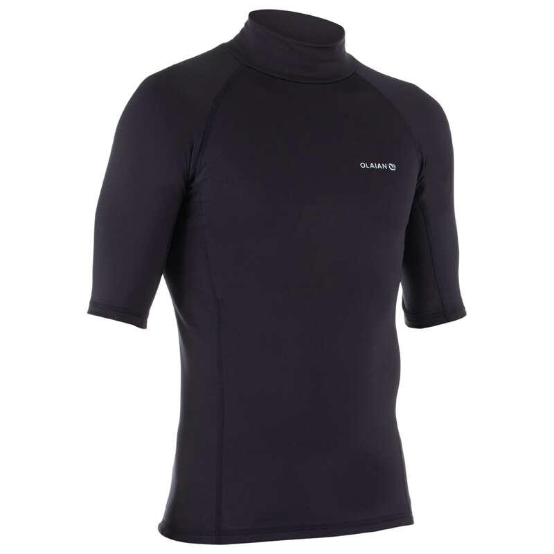 Neopren-Zubehör kaltes Wasser 12-17° Surfen - Surf-T-Shirt UV-Top 900 Herren OLAIAN - Surf- und Strandbekleidung