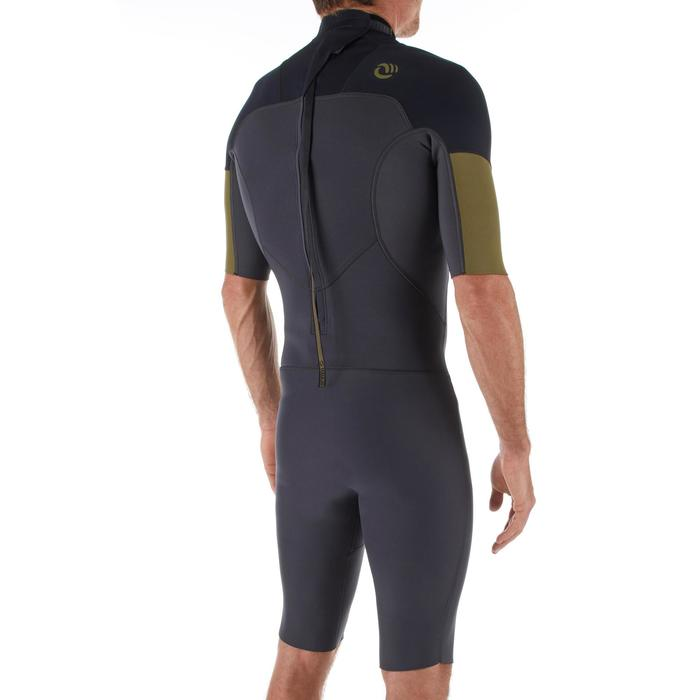 Shorty wetsuit heren 2 mm 500 CBG