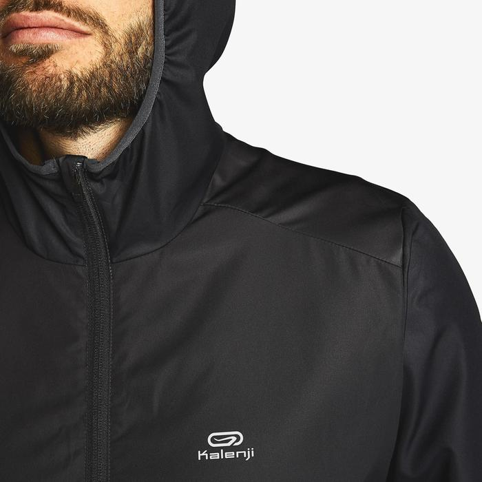 VESTE COUPE VENT RUNNING HOMME RUN WIND NOIR