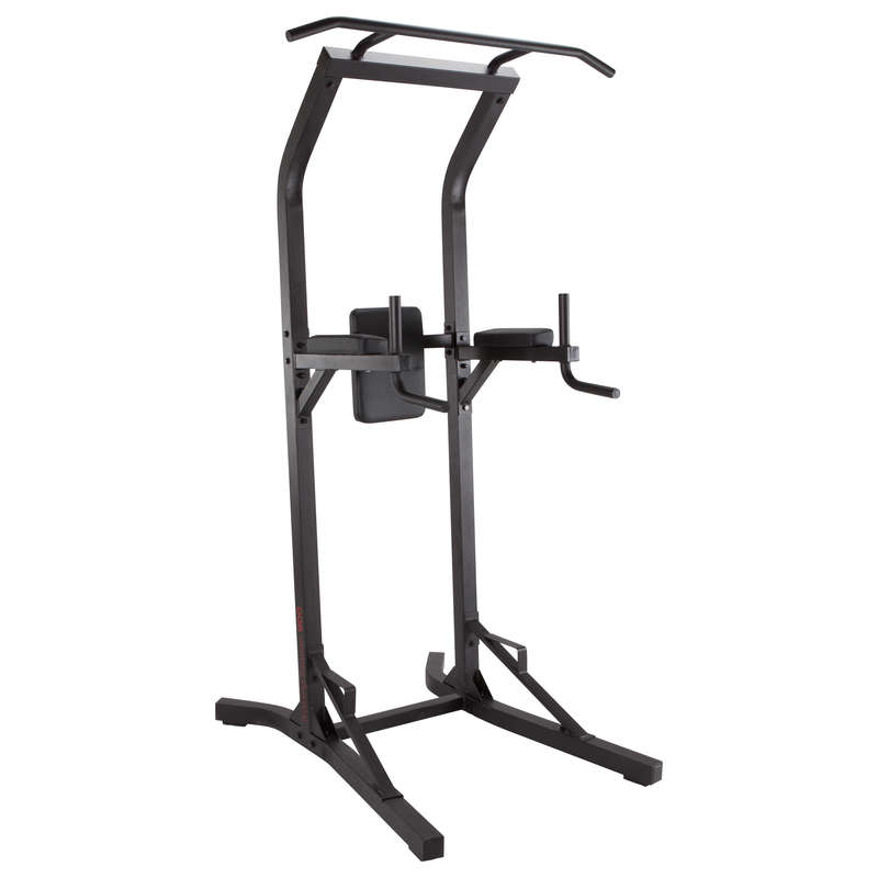 BODYBUILDING GUIDED EQUIPMENT Fitness and Gym - Training Station 900 DOMYOS - Fitness and Gym