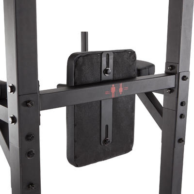Weight Training Dips Station 900