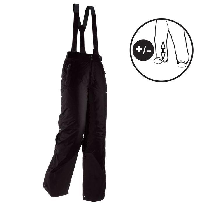 Skibroek voor kinderen SKI-P PA 500 PNF zwart