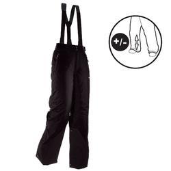 Children'S Ski Trousers Ski-P Pa 500 Pnf - Black