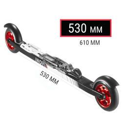 Rollerski Skating 500 Größe 530cm XC SR SKATE 500 Erwachsene