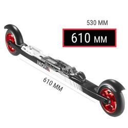 Rollerski Skating XC SR Skate 500 Erwachsene 610mm