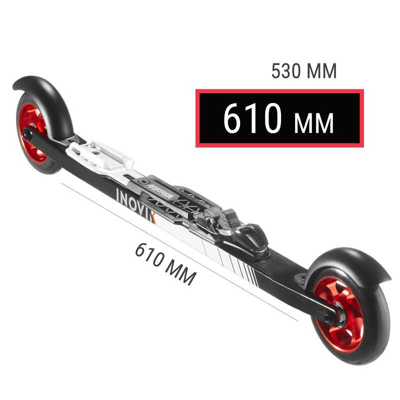 Nartorolki 500 rozmiar 610 mm XC S SR SKATE 500 dla dorosłych