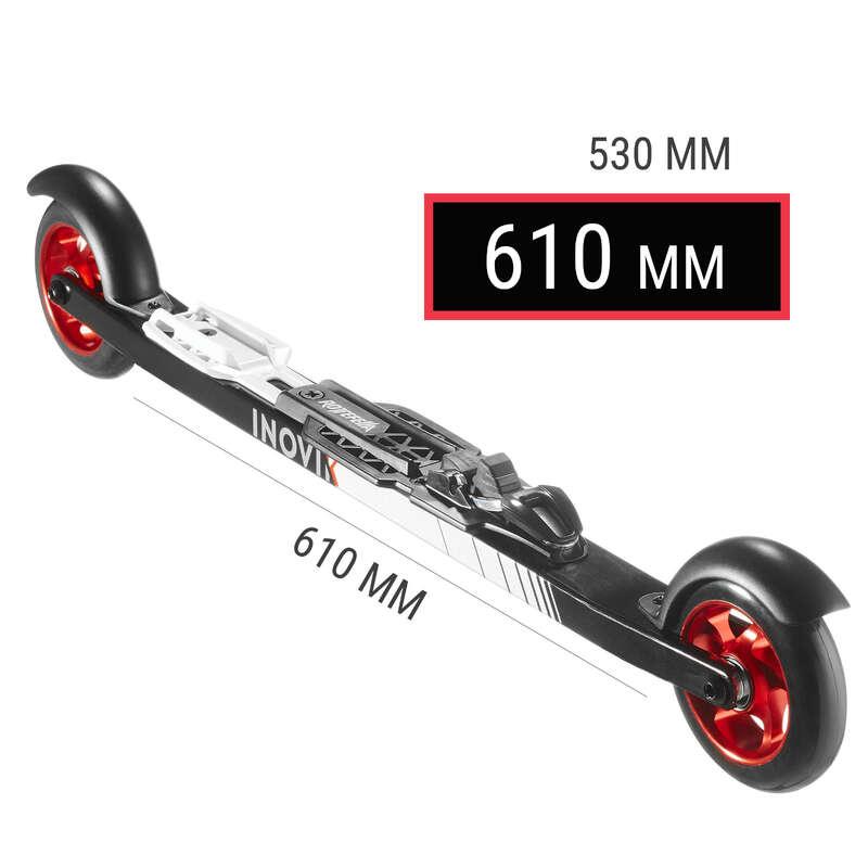 ЛЫЖЕРОЛЛЕРЫ Беговые лыжи - Лыжероллеры Skate 500 (610мм) INOVIK - Беговые лыжи