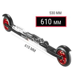 Ski roues skating 500 taille 530 mm adulte XC S SR SKATE 500