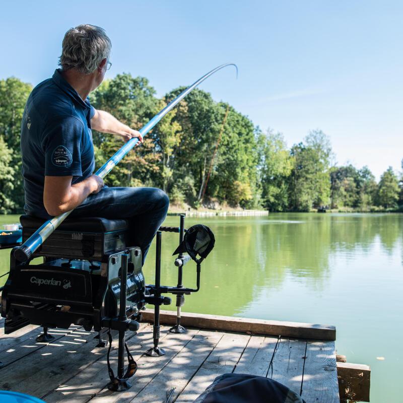 Comment m'équiper pour débuter la pêche en carpodrome?