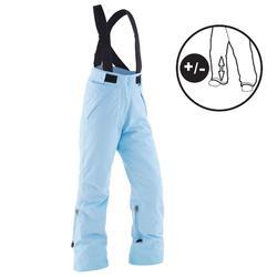 Skibroek voor kinderen SKI-P PA 900 PNF blauw