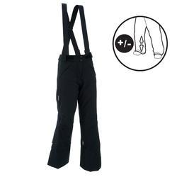 兒童滑雪長褲Ski-P Pa 900 Pnf - 黑色