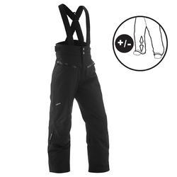 Children's Ski Pants Ski-P PA 900 PNF - Black