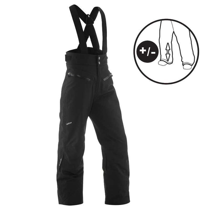 BOY ADVANCED ON PISTE SKIING CLOTHS - Ski-P PA 900 Pnf JR - Black WEDZE
