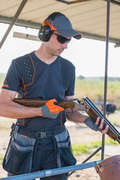 CLAY SHOOTING EQUIPMENT Shooting and Hunting - Clay SS T-Shirt Protection 900 SOLOGNAC - Clay Pigeon Shooting