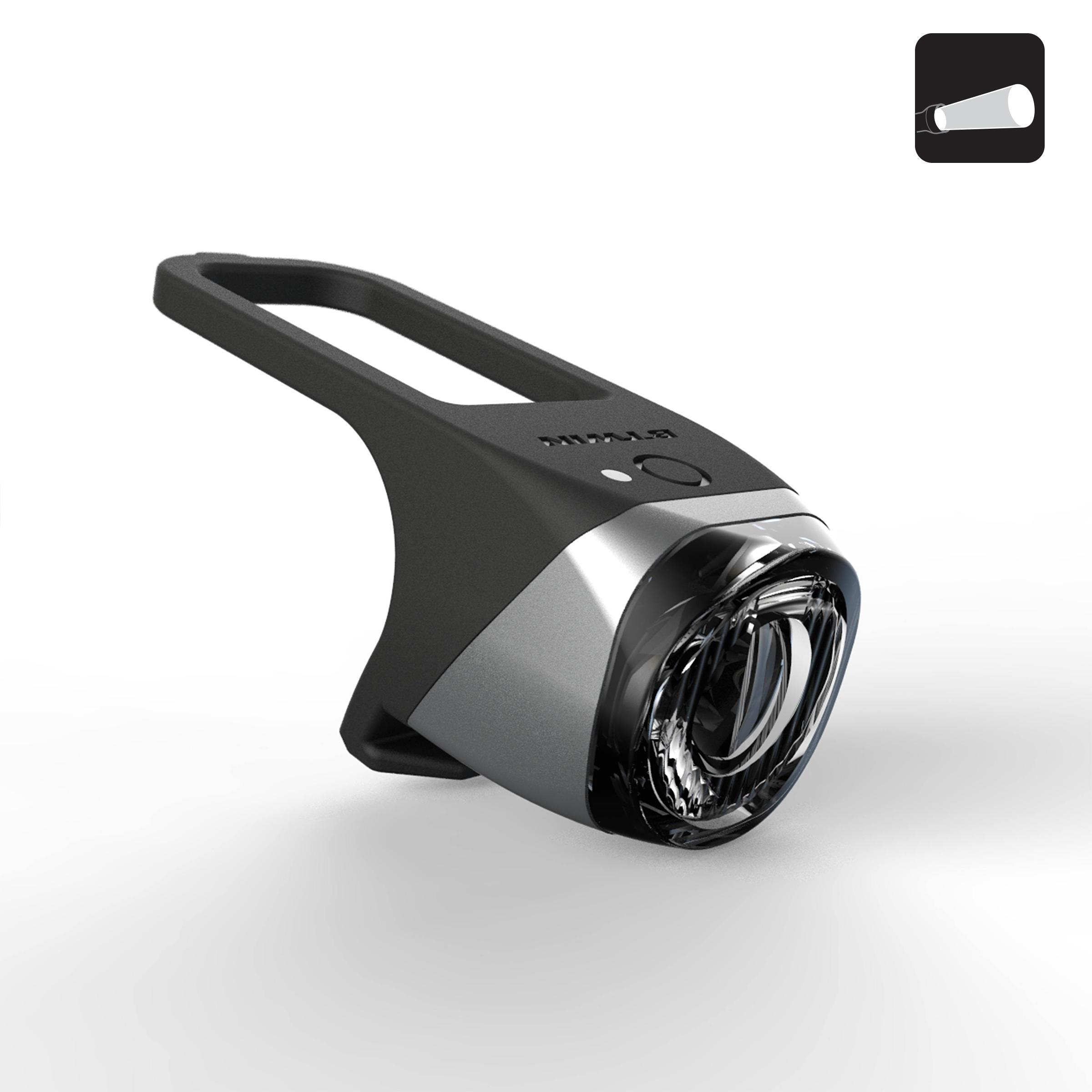 Fahrradbeleuchtung USB Fahrradlampe Fahrradbeleuchtung LED Fahrradlicht set 8f