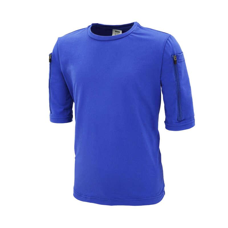 ABBIGLIAMENTO LEGGERO BAMBINO Ginnastica, Pilates - T-shirt per impianto cocleare DECATHLON - Ginnastica, Pilates