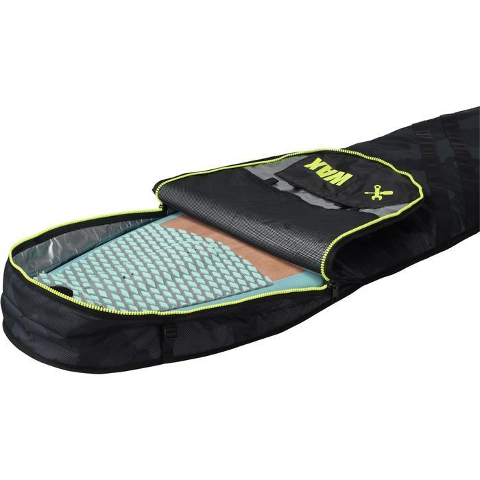 """Boardbag kitesurf """"Travel"""" aanpasbaar van 5'2 naar 6'"""