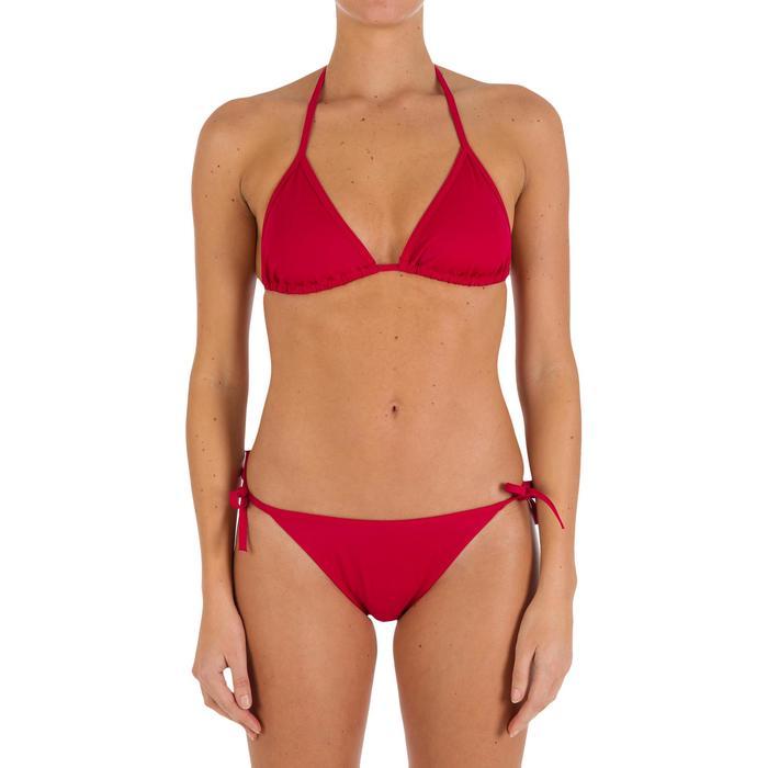 Bas de maillot de bain de surf femme nouée côté SOFY ORIGAMI - 15552