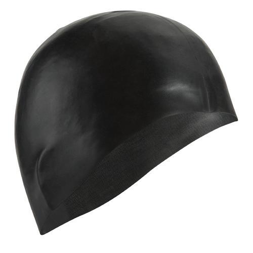 bonnet de bain silicone noir