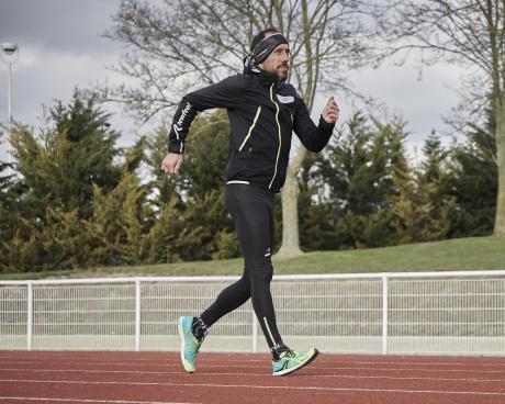 Marche athlétique Yohann Diniz