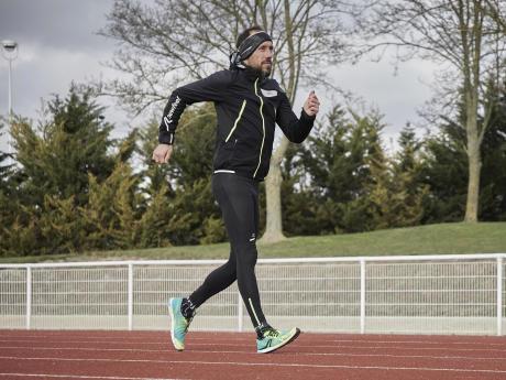 s'équiper en hiver marche athlétique Yohann Diniz