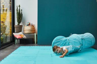 séance de sport enfant : comment créer une séance de Baby gym à la maison