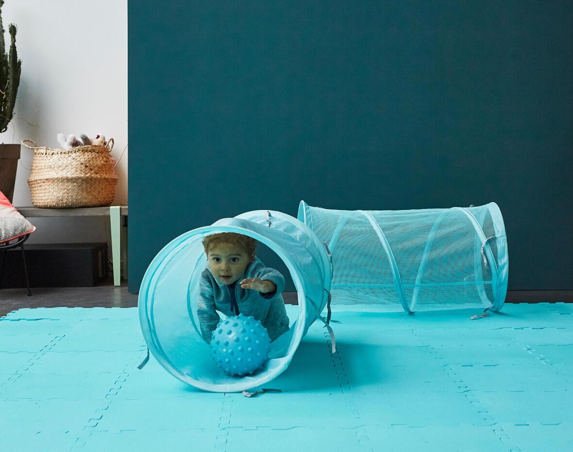 tunnel-babygym-ballon sensoriel