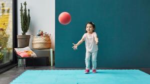 Apprendre à lancer en Baby Gym