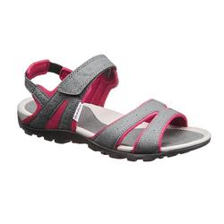 HIKING SANDALS - NH100 - PINK - WOMEN