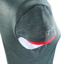 MTB-shirt met korte mouwen ST100 kaki