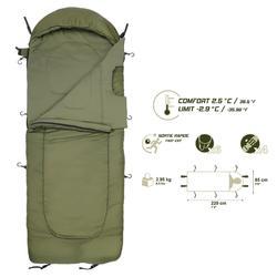 Slaapzak karpervissen Kold sleeping bag 0°C