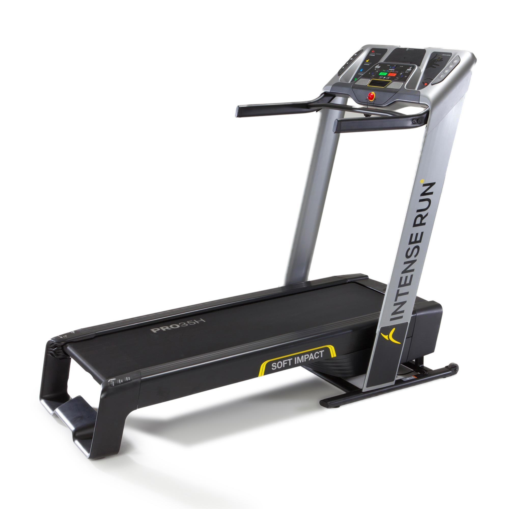 intense run treadmill domyos by decathlon