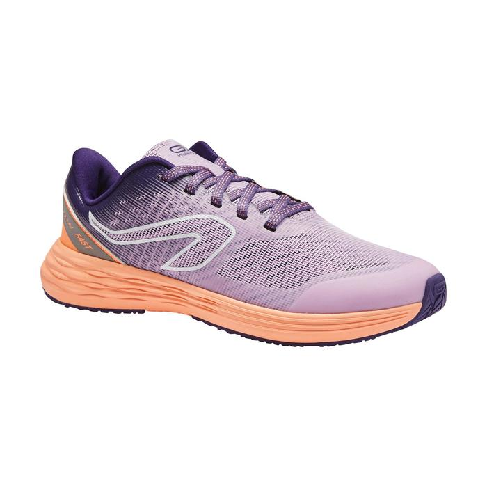Kiprun Fast Children's Athletics Shoes - Mauve/Coral