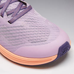 Kiprun Fast Children's Track and Field Shoes - Mauve/Coral