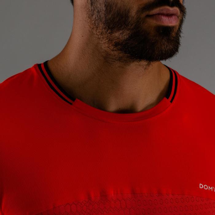 Cardiofitness T-shirt voor heren FTS 920 rood