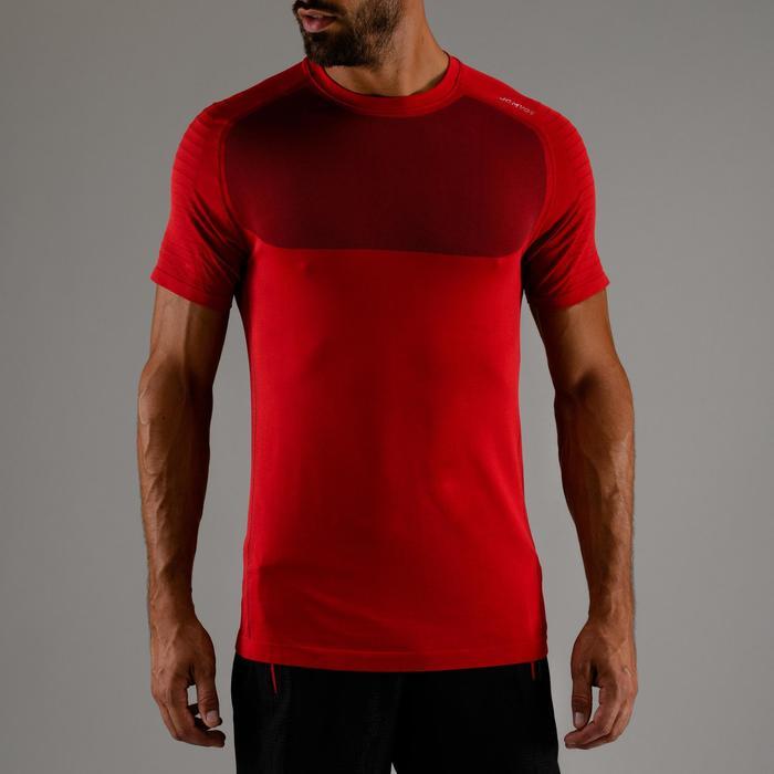 T-Shirt FTS 900 Cardio-/Fitnesstraining Herren rot