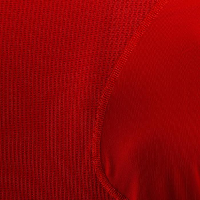T-Shirt FTS 500 Cardio-/Fitnesstraining Herren rot mit Print