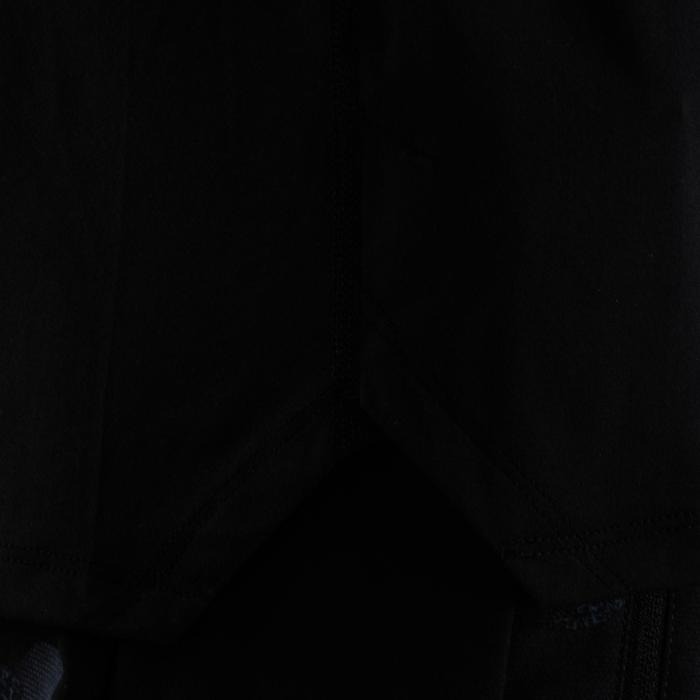 Tee shirt cardio fitness homme FTS 500 noir AOP