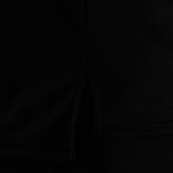 Tee shirt cardio fitness homme FTS 120 noir uni
