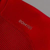 T-shirt entraînement cardio homme FTS 120 rouge