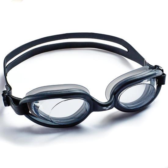 Zwembril XFlex zwart - 155616