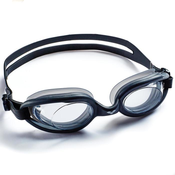 Lunettes de natation XFLEX noir - 155616