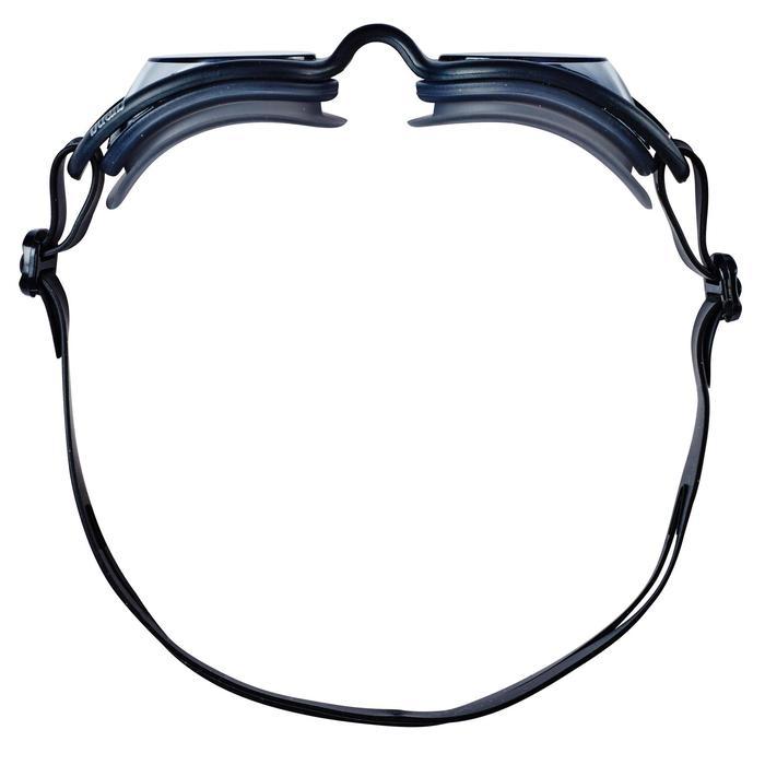 Lunettes de natation XFLEX noir - 155617