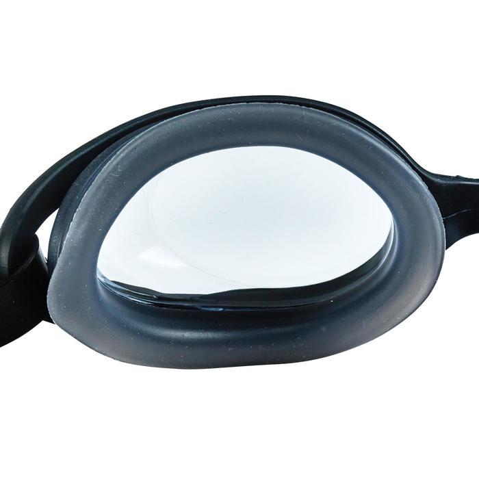 Lunettes de natation XFLEX noir - 155623