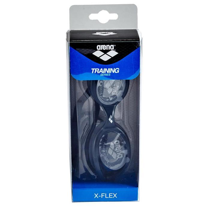 Lunettes de natation XFLEX noir - 155627