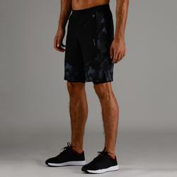 FST 520 Cardio Fitness Shorts - Black AOP