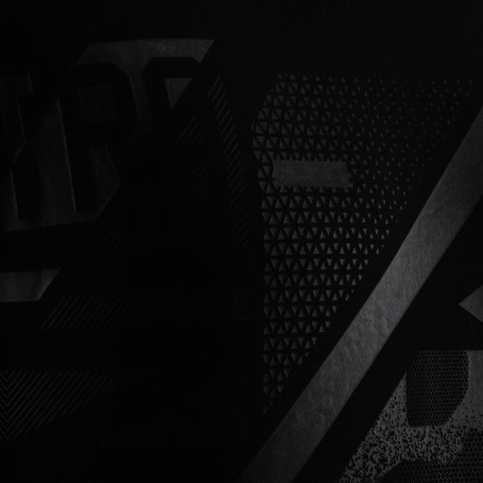 FTS 500 Cardio Fitness T-Shirt - Black Print