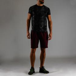 FTS 120 Cardio Fitness T-Shirt - Mottled Grey